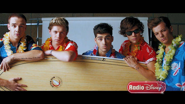"""Kiss You"" - One Direction"