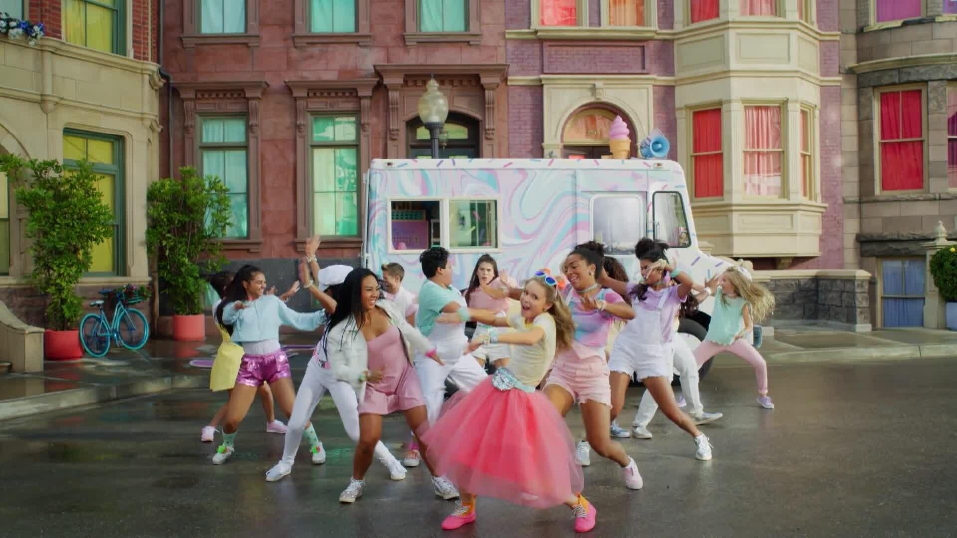"""Tutorial de baile de """"Ruby Rock"""""""