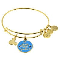 Image of Snow White ''Whistle While You Work'' Bangle by Alex and Ani # 2