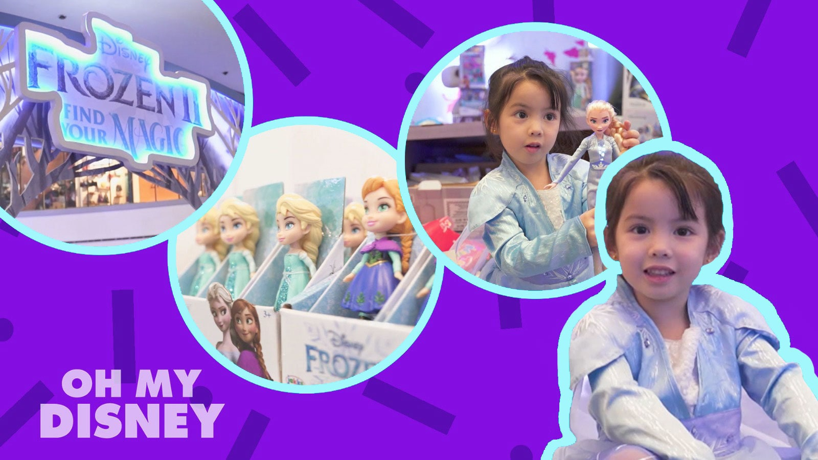 "Exploring Disney's Frozen 2 ""Find Your Magic"" With Olivia Manzano Reyes"