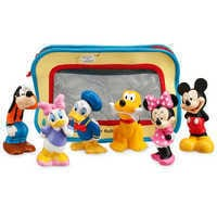 샵디즈니 Disney Mickey Mouse and Friends Bath Toys for Baby