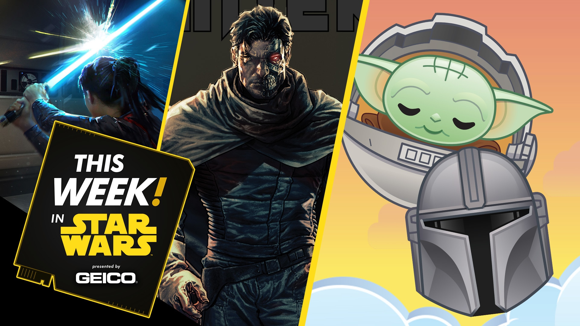Star Wars: Galactic Starcruiser News, The Mandalorian Comes to Emoji Blitz, and More!