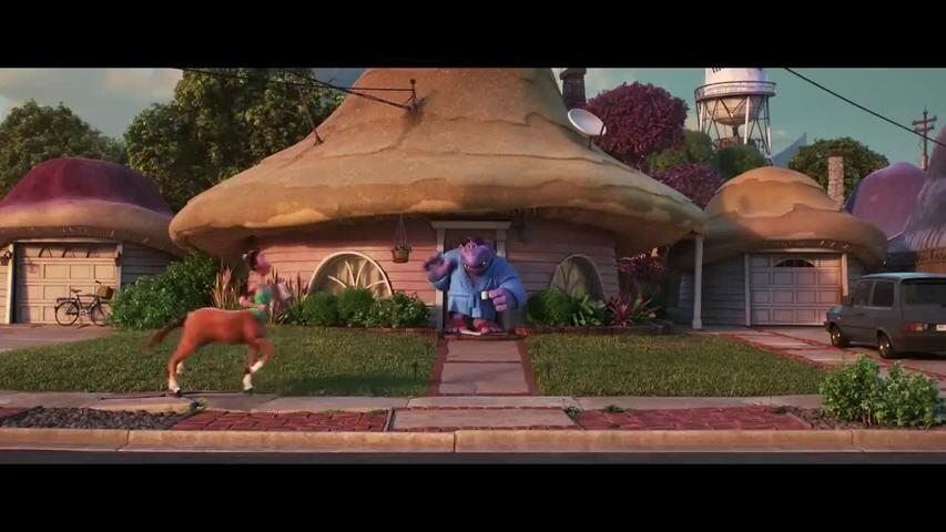 En Avant – L'univers original du prochain Disney.Pixar se dévoile avec une bande-annonce et une première affiche!