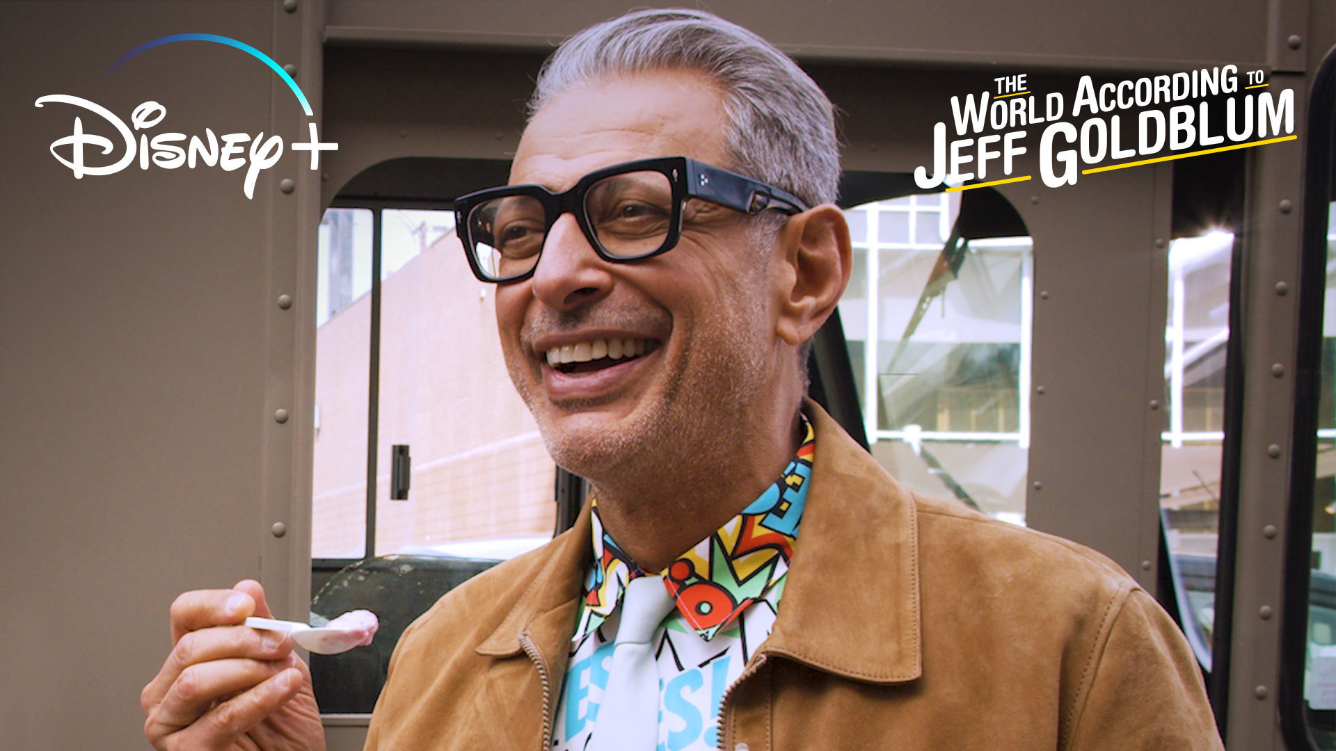 Ice Cream Social at Salt & Straw - The World According to Jeff Goldblum | Disney+ | Now Streaming