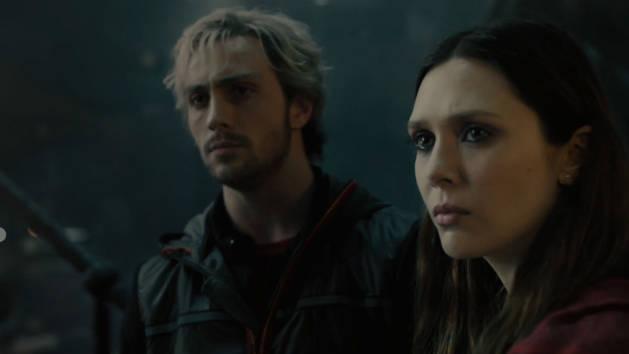 Avengers: Era de Ultrón - Los gemelos