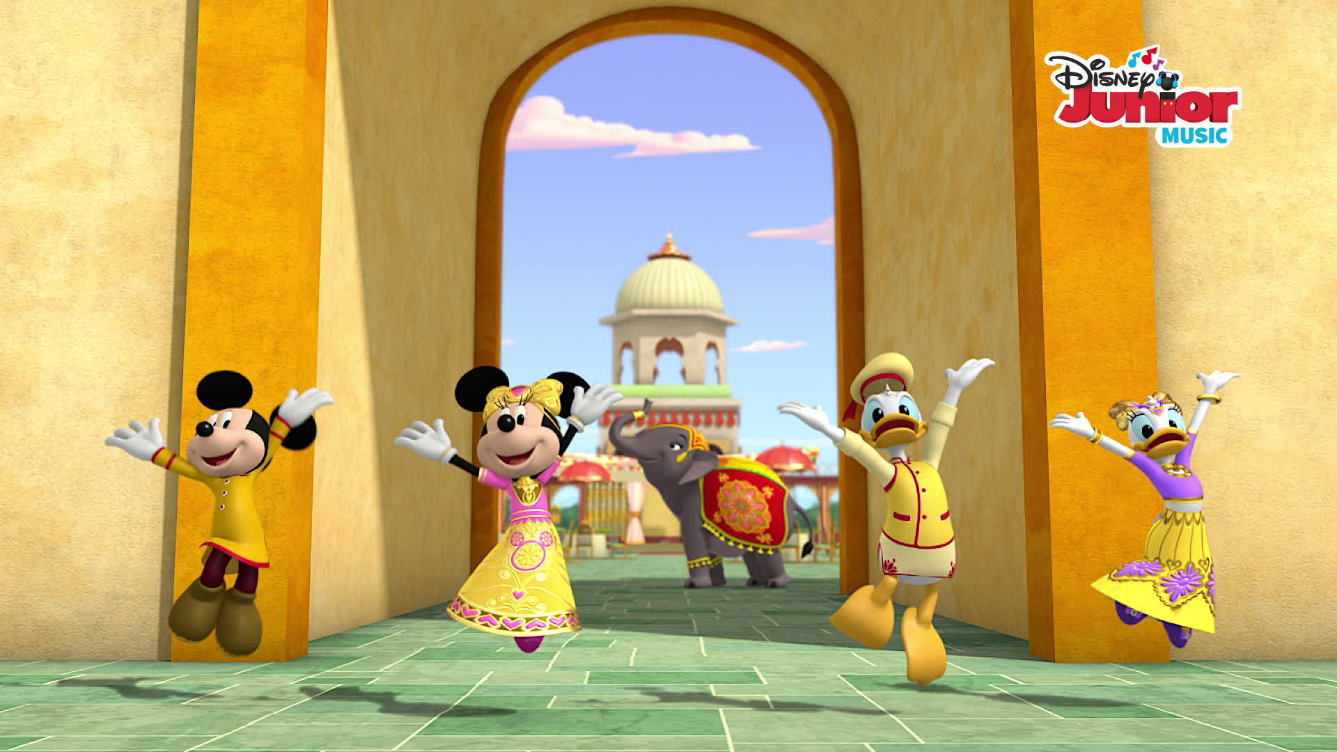 Mickey Mouse: Mixed-Up Adventures Theme Song
