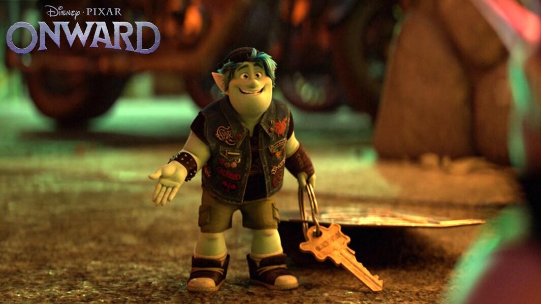 Disney and Pixar's Onward | Now Playing