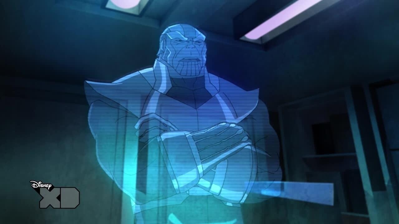 Guardiani della Galassia - il criptocubo