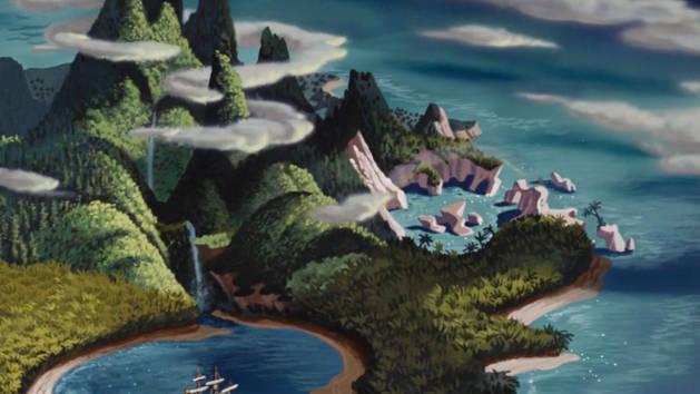 Terra do Nunca à vista! - Peter Pan