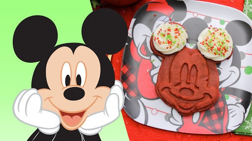 Holiday Mickey Waffles 4 Ways | Dishes by Disney with Disney Family