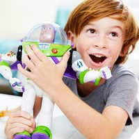 Image of Buzz Lightyear Talking Action Figure # 3