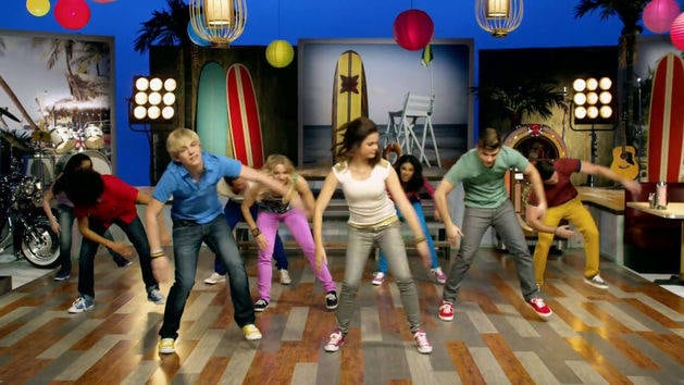 Dance Along - Teen Beach Movie