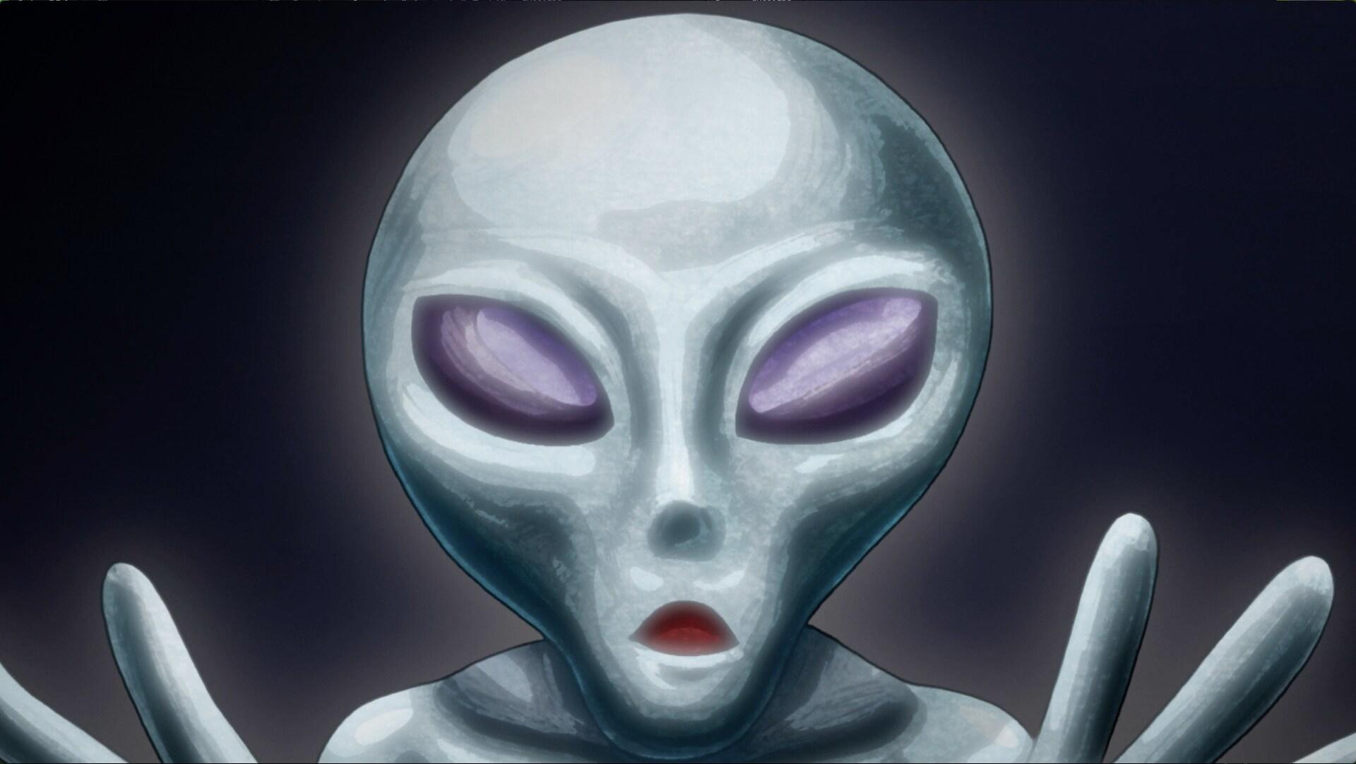 ¡Alien gris! ¡La verdad que no quieren que veas revelada! - Yo-Kai Watch