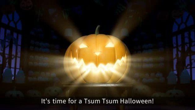 Spooky Disney Tsum Tsum Villians Are Here!