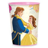Image of Beauty and the Beast Favor Cups # 1