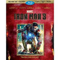 Image of Iron Man 3 3-D Blu-ray 3-Disc Set # 1
