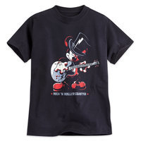 Mickey Mouse Rock 'n Roller Coaster Tee for Boys