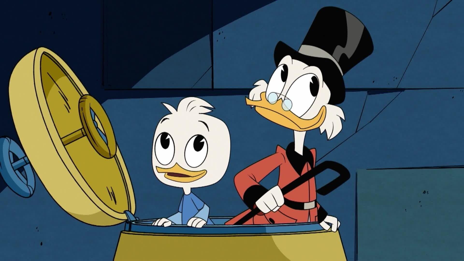 Patoaventuras, nueva serie en Disney Channel