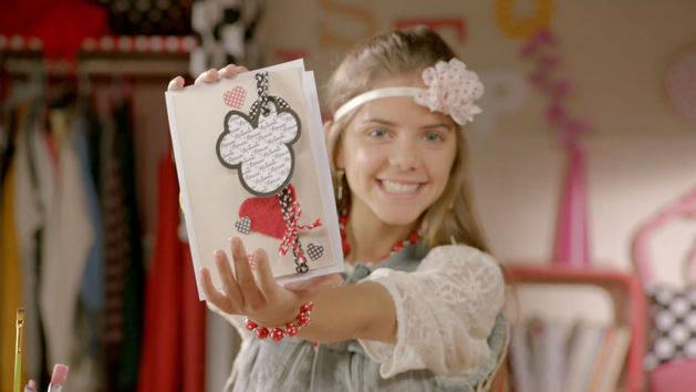 Minnie Fashion - Einladungskarten