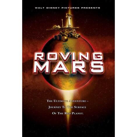 Roving Mars   Disney Movies