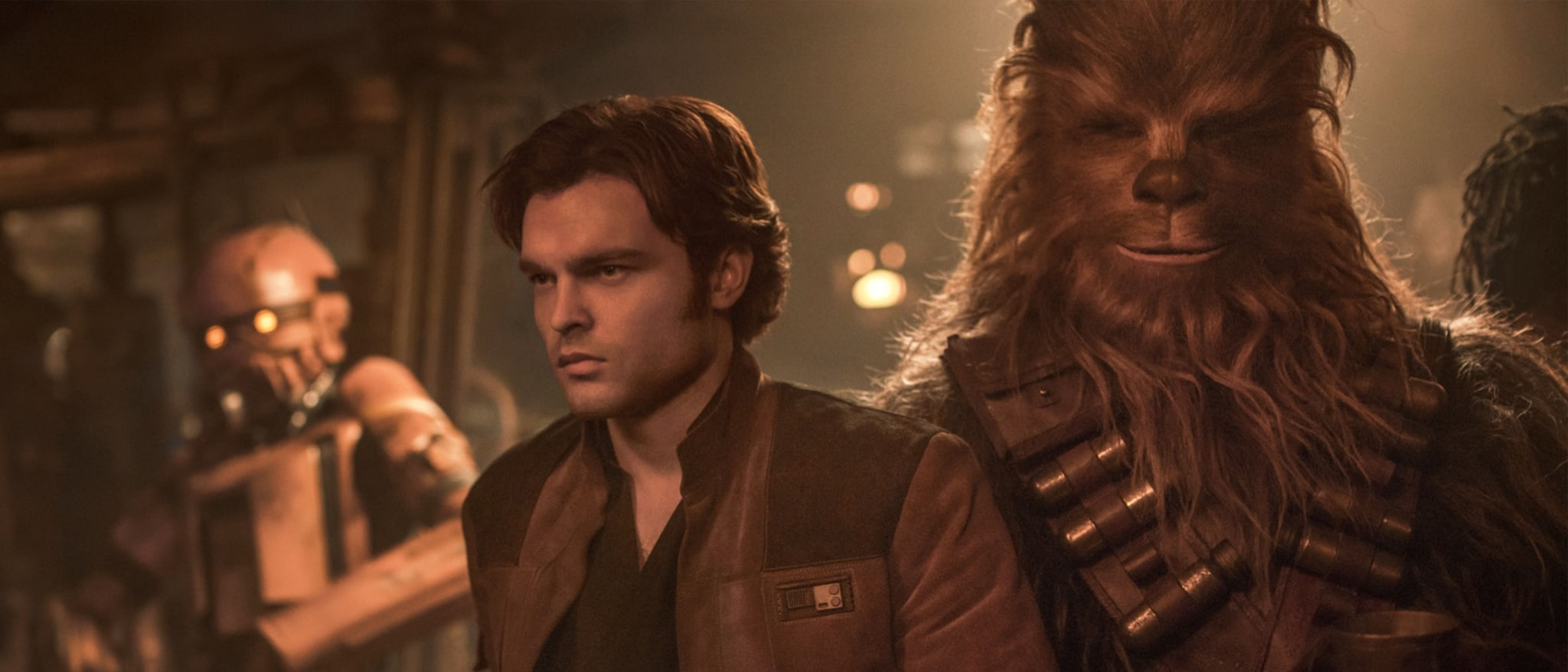 Solo: A Star Wars Story Hero Home Ents