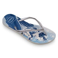 Image of Snow White Bridal Flip Flops for Women by Havaianas # 1