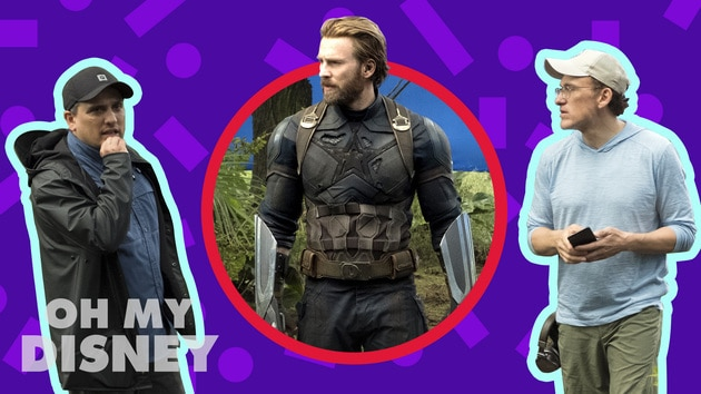 The Cast of Avengers: Infinity War Favorite On-Set Moments | Oh My Disney Show by Oh My Disney