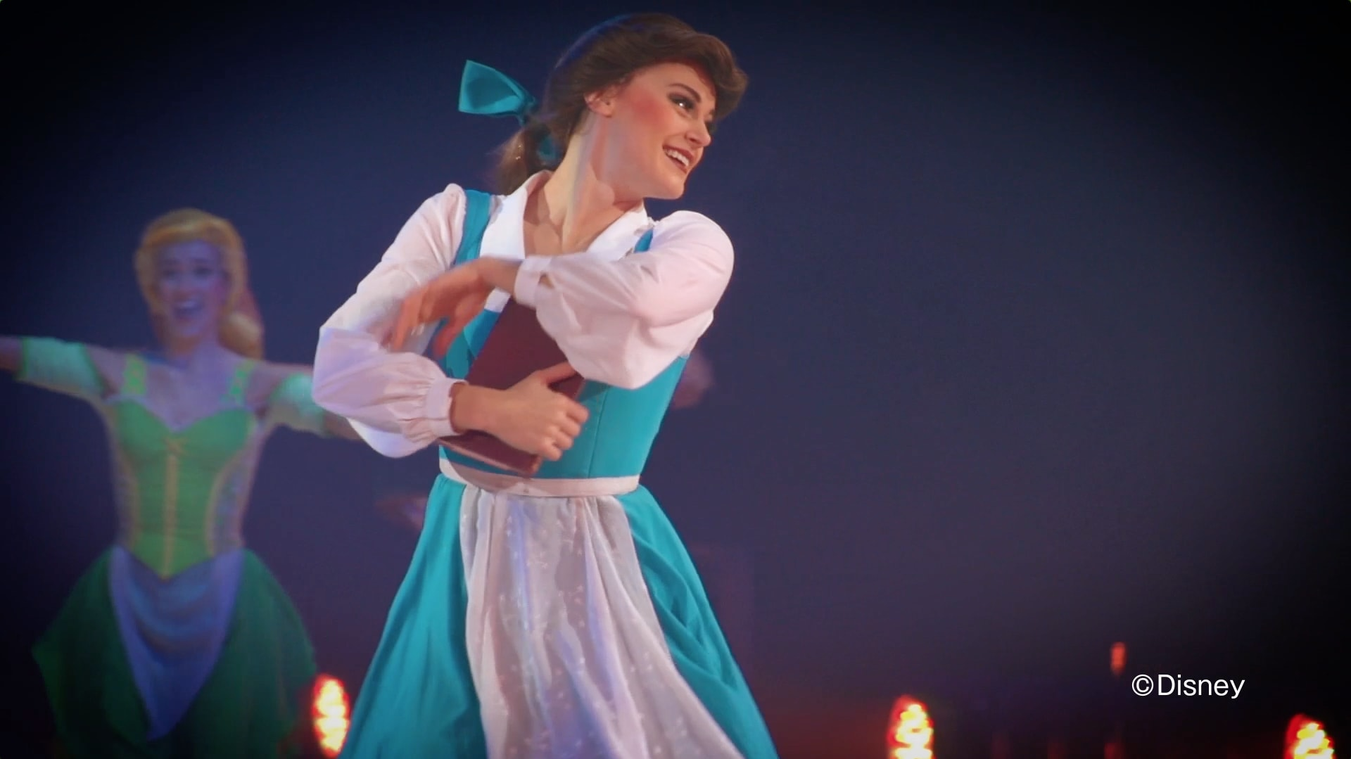 A Bela e a Fera – Disney on Ice