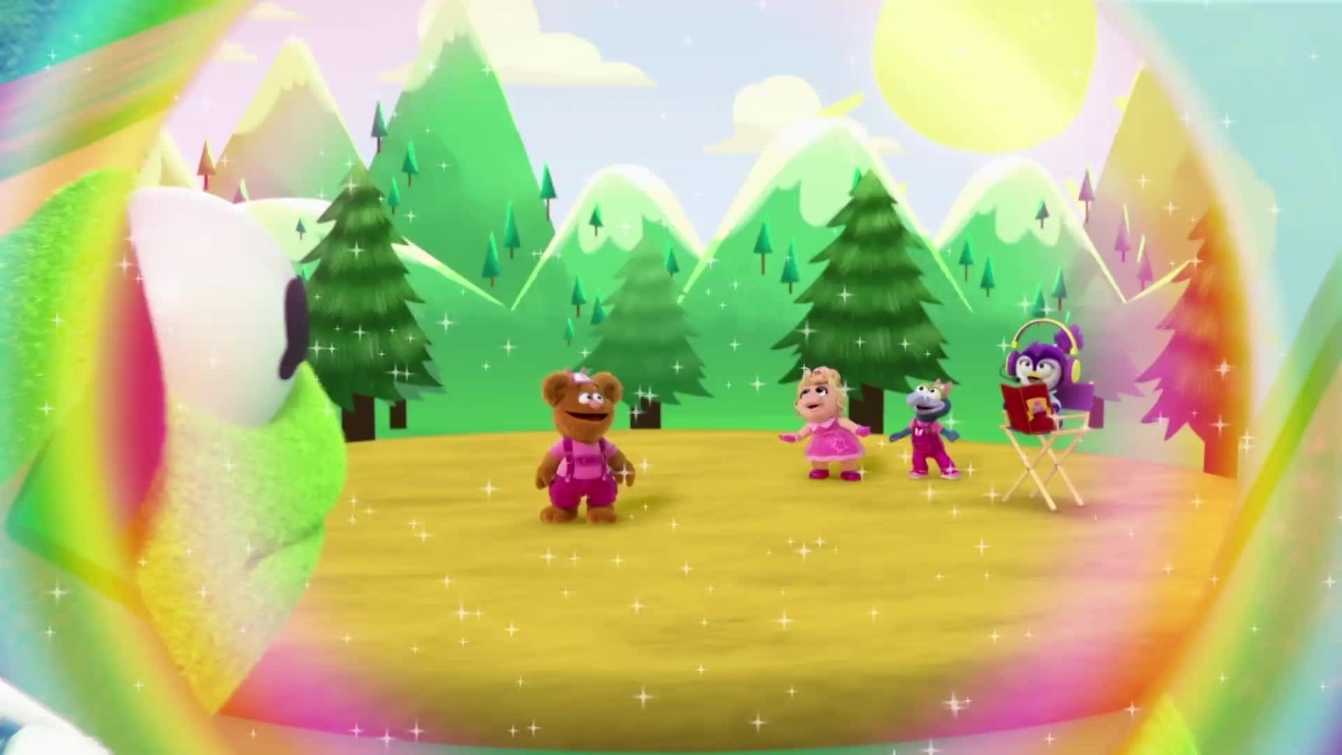 Muppet Babies - Kermits große Show