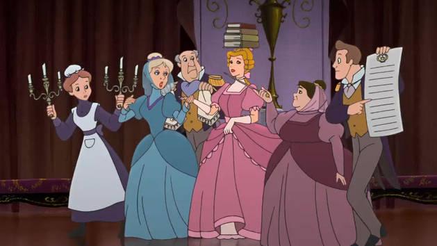 Royal Disaster - Clip - Cinderella II: Dreams Come True