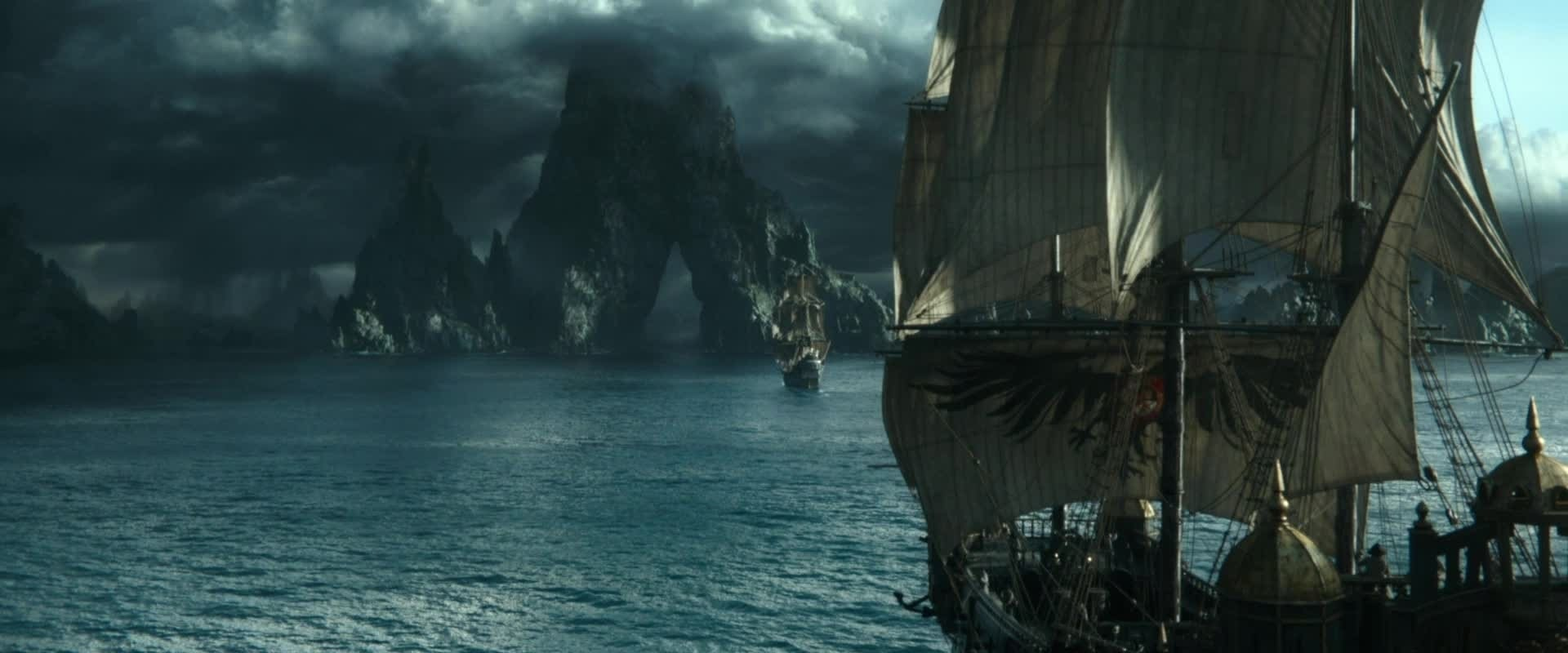 Pirates of the Caribbean: Salazar's Revenge Teaser Trailer