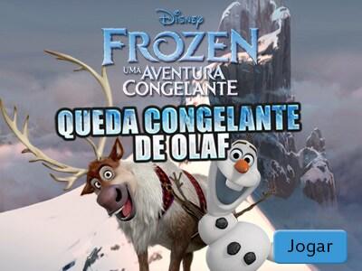 Queda congelante de Olaf