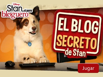 El blog secreto de Stan