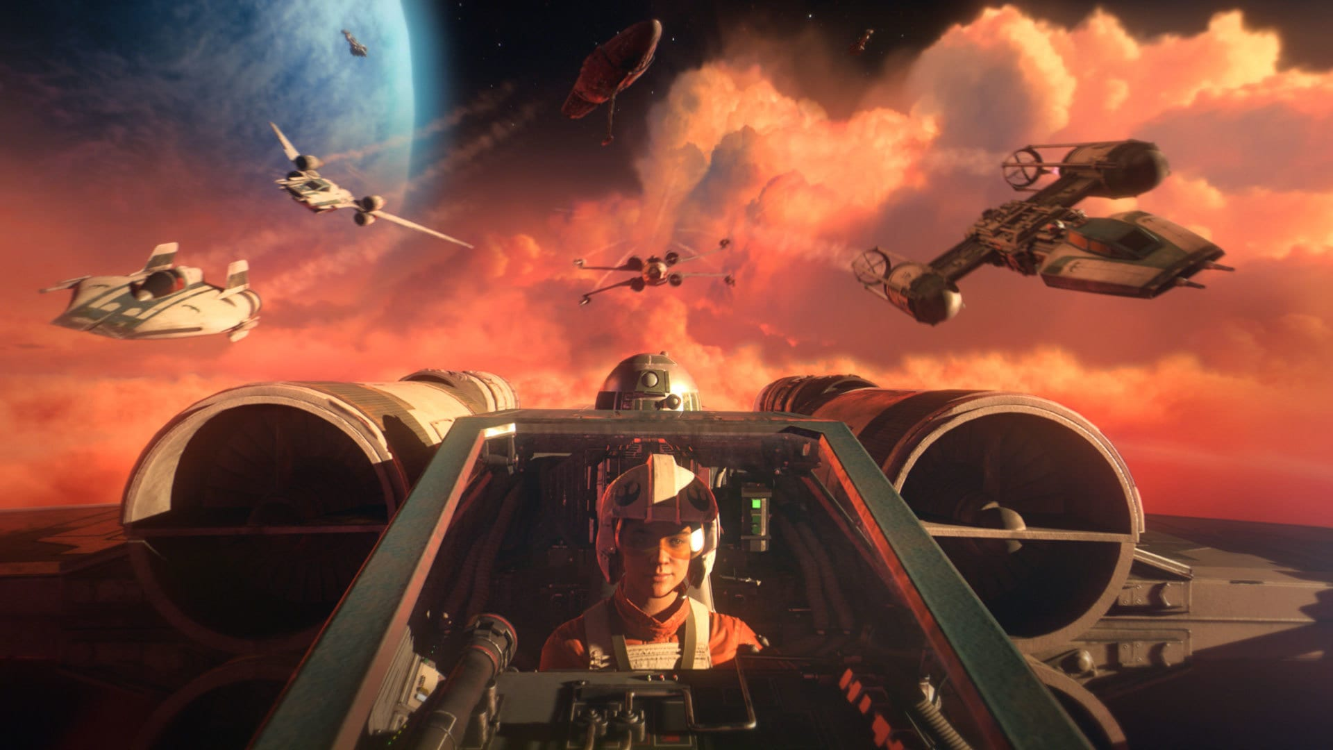 Official Reveal Trailer - Star Wars: Squadrons
