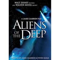 Aliens Of The Deep DVD