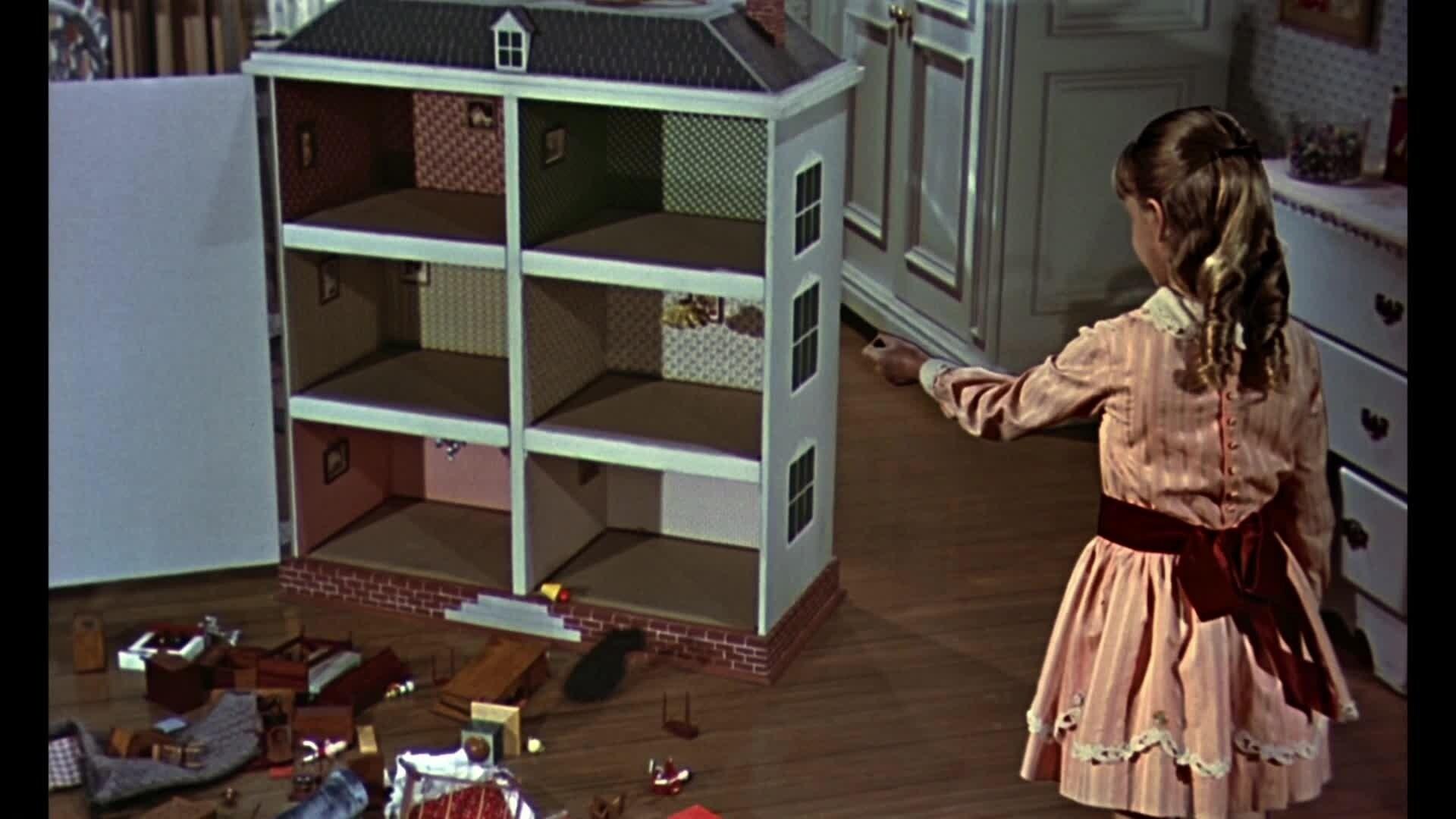 Mary Poppins - Chanson : Un morceau de sucre (par Mary Poppins)