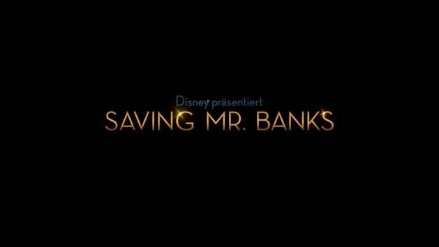 Saving Mr. Banks - DVD Trailer