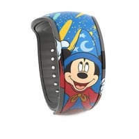 Image of Sorcerer Mickey Mouse MagicBand 2 - Fantasia # 1
