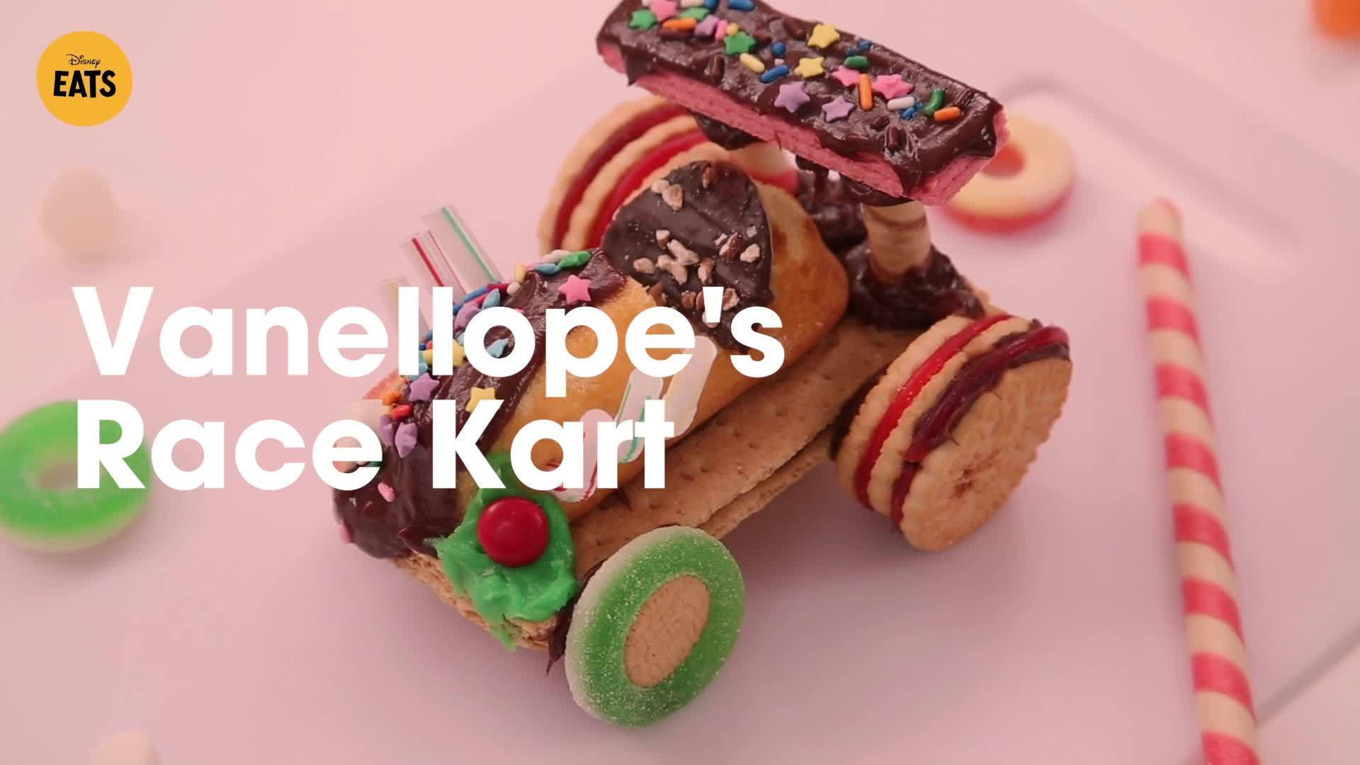 Wreck-It Ralph's Vanellope's Candy Race Kart | Disney Eats
