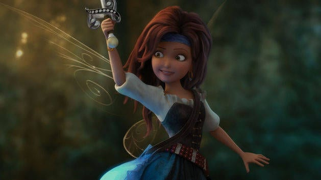 Trailer - The Pirate Fairy
