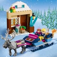 Anna & Kristoff's Sleigh Adventure Playset by LEGO - Frozen