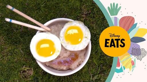 Tiny Food Art Inspired by Disney | Disney Eats