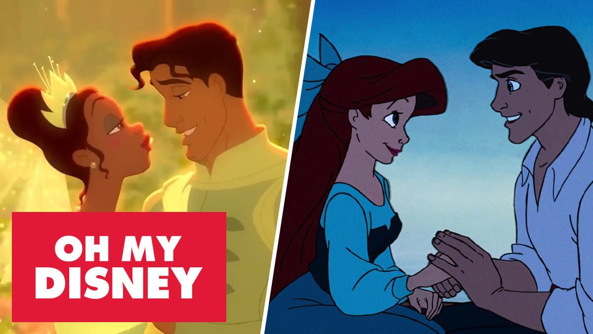 Celebrate Valentine's Day With Some of the Most Romantic Disney Moments | Oh My Disney