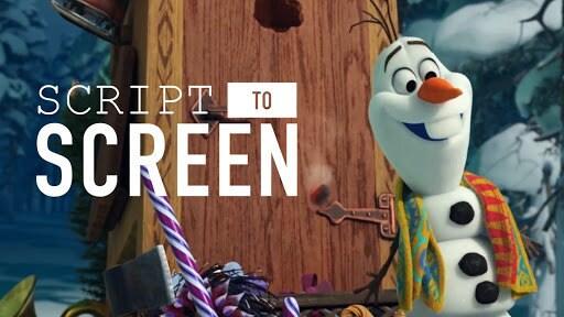 Olaf's Frozen Adventure | Disney's Script-to-Screen