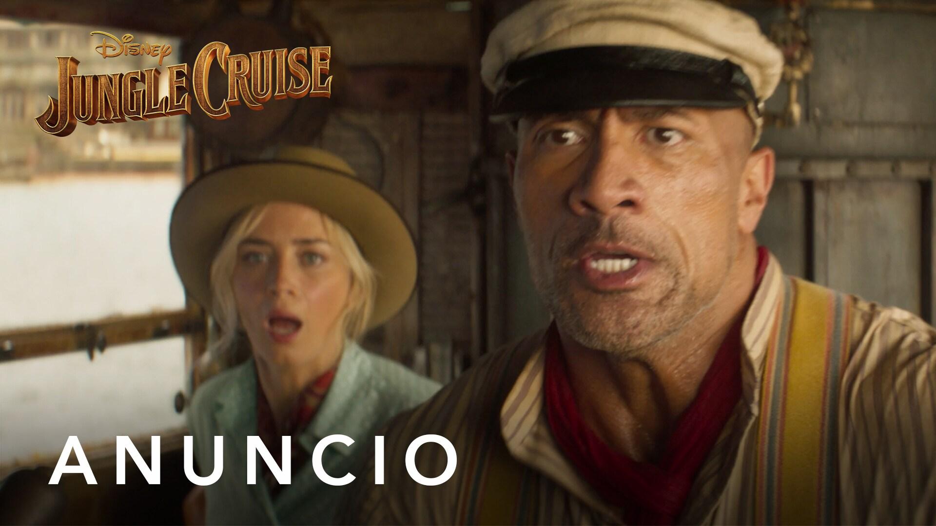 Jungle Cruise | Anuncio | Disney+