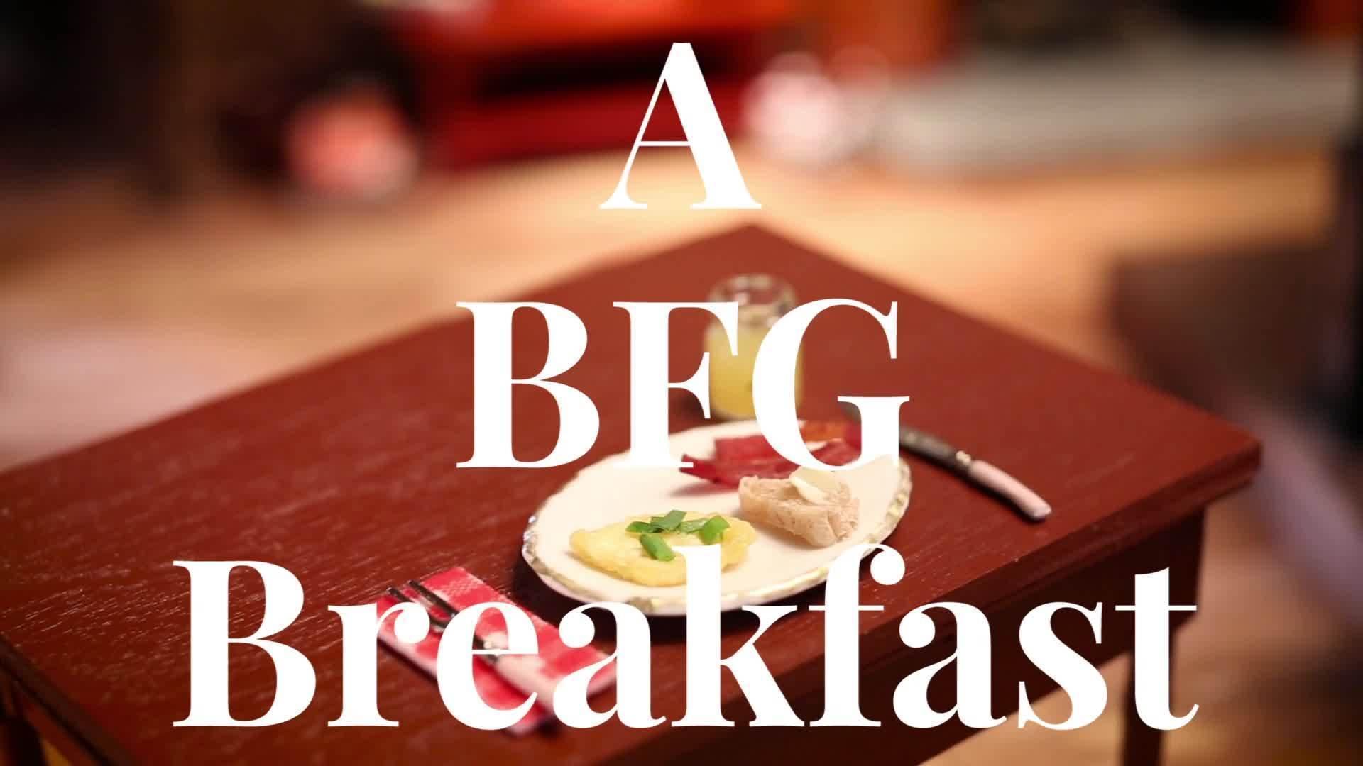 A BFG Breakfast | Dishes by Disney
