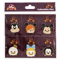 Hollywood Tower Hotel ''Tsum Tsum'' Pin Set