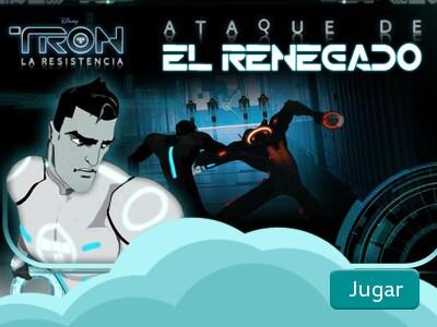 Escape de Argon City  Juegos Disneylatino