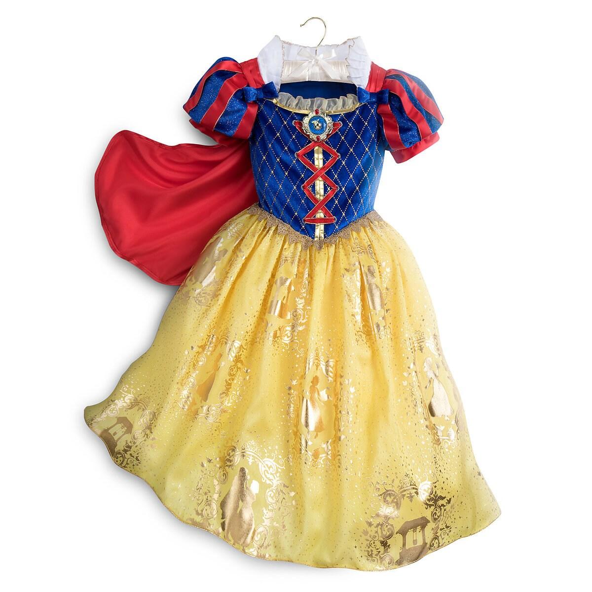 f1cc257944d4 Snow White Costume for Kids