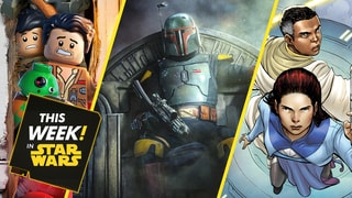 Book of Boba Fett News, High Republic Spoilers, a Visit From James Hong, and More!